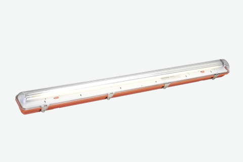 Moisture-proof LED lamp